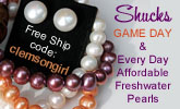 Shop Shucks Pearls from Yonderways!