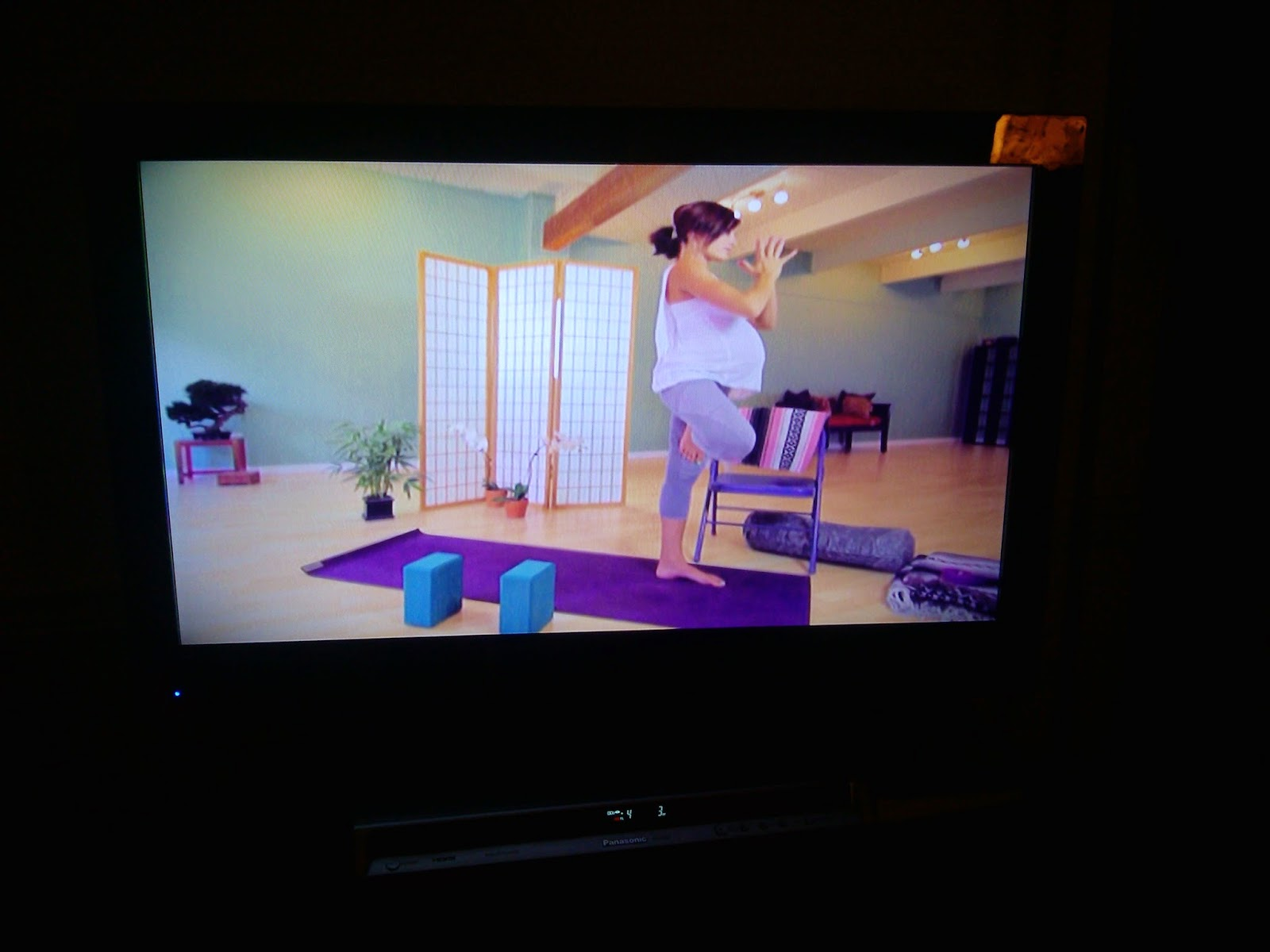 Prenatal Vinyasa Yoga Workout DVD with Julie Schoen Review