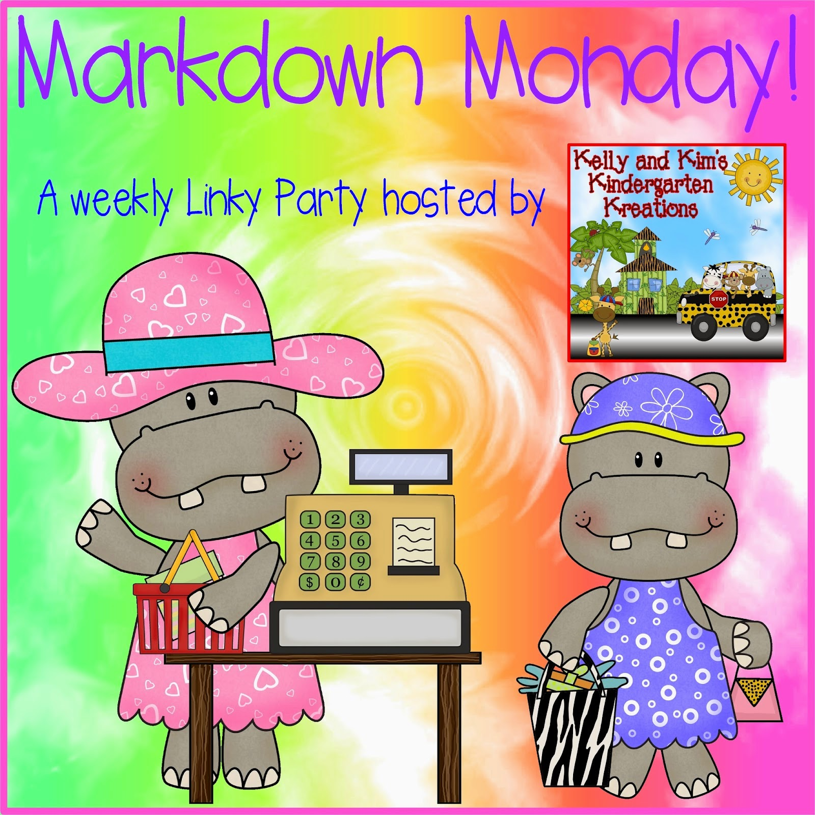 http://kellyandkimskindergarten.blogspot.com/2014/10/markdown-monday-linky-party-october_19.html