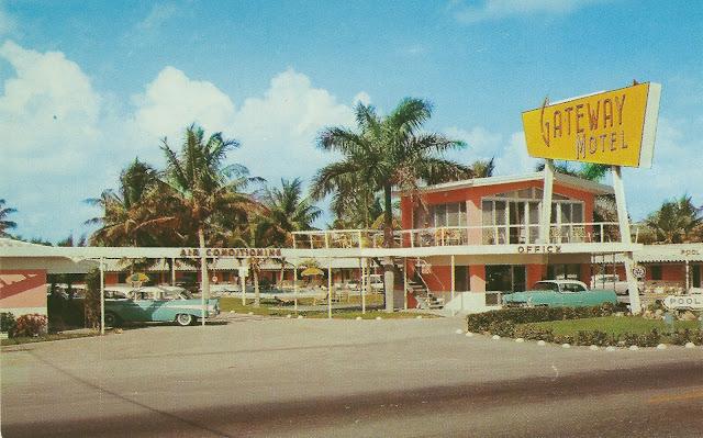 Gateway Motel - Ft. Lauderdale, FL