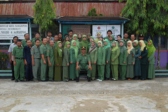 Pelantikan OSIS 2011/2012