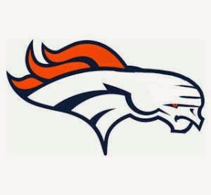 Logo broncos Peyton
