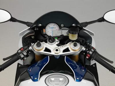 BMW HP4:liberado fotos e especificações oficiais