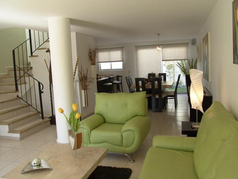casas en venta y departamentos casa muestra modelo roble On modelos de casas interiores