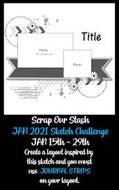 January Sketch Challenge