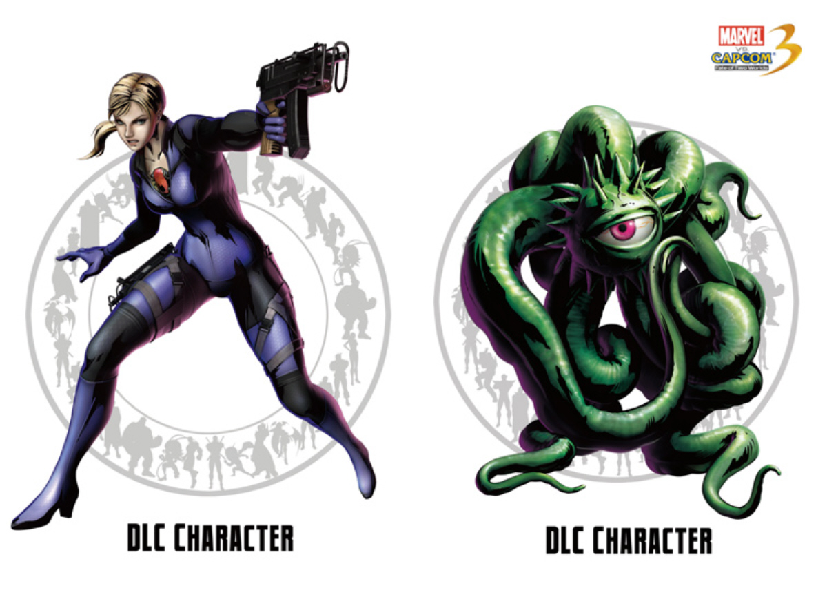 PS3 Marvel Vs Capcom DLC PKG Hacked From Disc: Easily Get Jill and