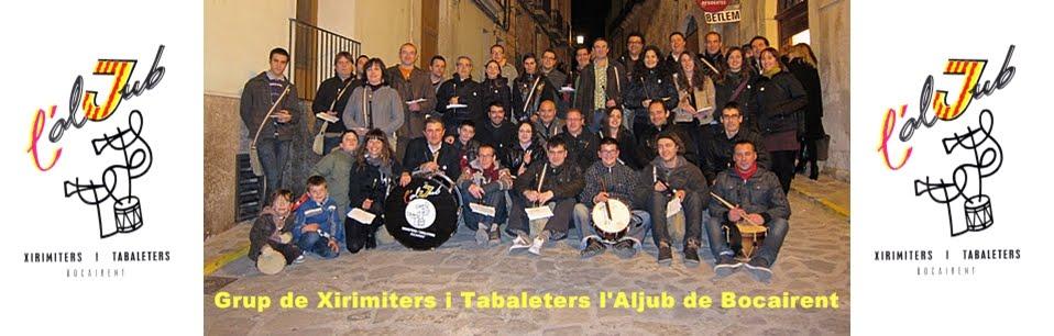 Grup de Xirimiters i Tabaleters L'Aljub de Bocairent