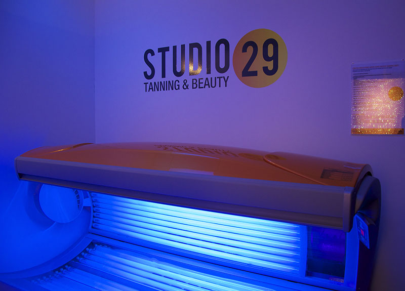 Studio 29 Southampton Salon Review Sunbeds Tanning Beauty