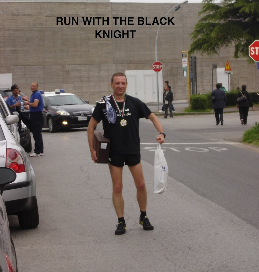 Run with the Black Knight