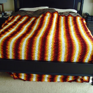 King sized afghan pattern needed - Seeking Patterns - Crochetville