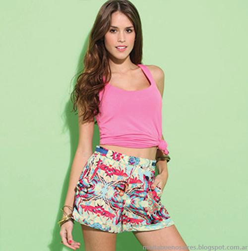Shorts verano 2014 Taverniti jeans.