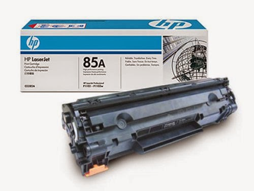 Cara Mengisi Ulang/Refill Cartridge Toner 85A