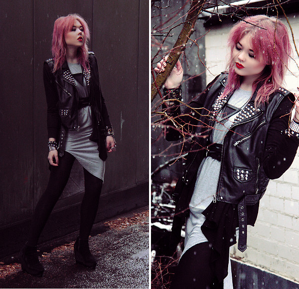 Punk Rock Girl Style