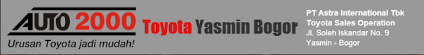 Auto 2000 Yasmin Bogor