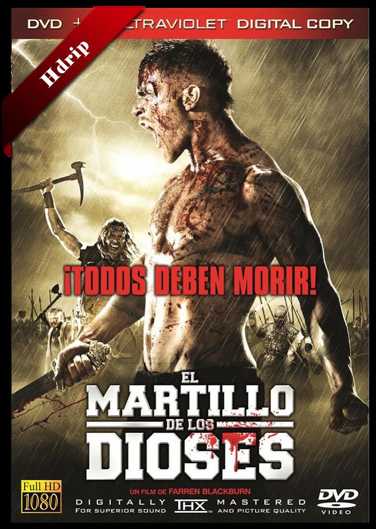 El Martillo De Los Dioses Hdrip Castellano 2013