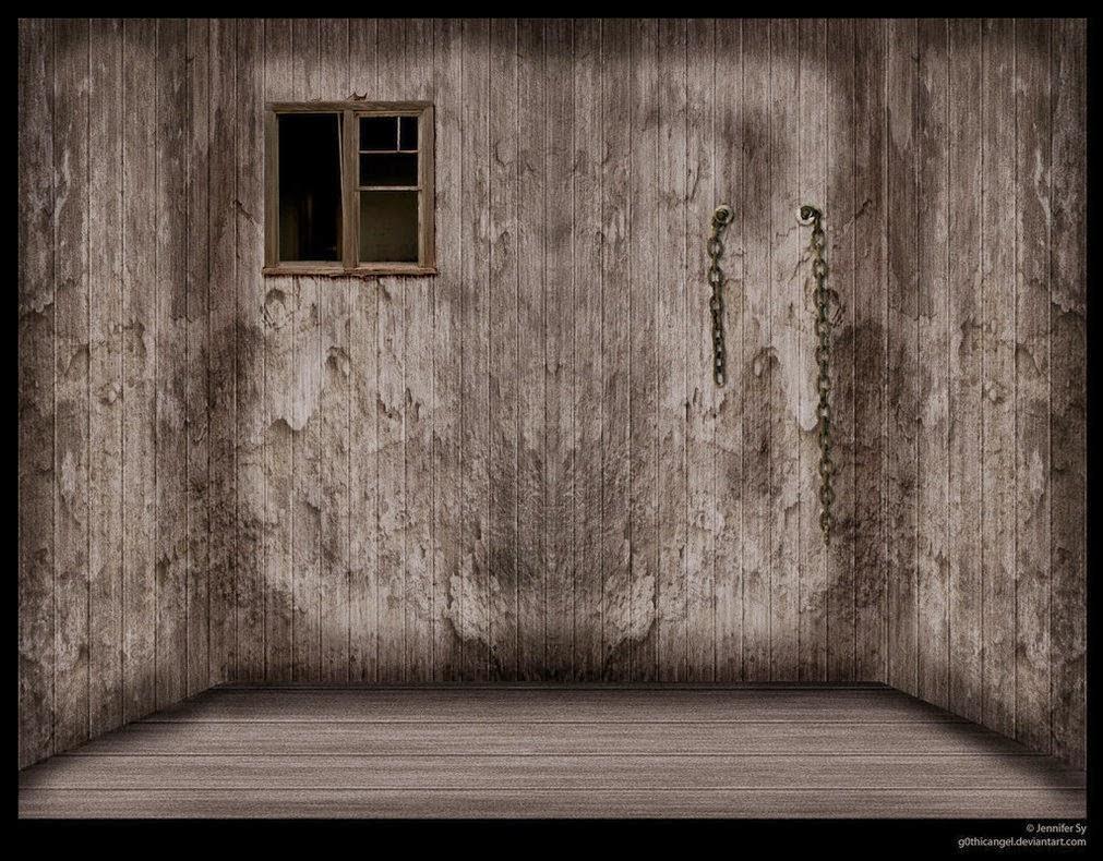 Dark empty room with window - The Quiet Room Ii