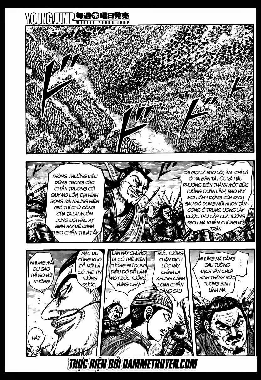 Kingdom – Vương Giả Thiên Hạ chap 431 Trang 15