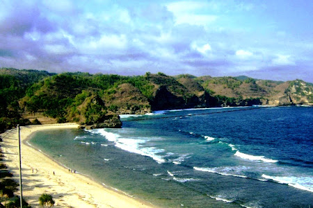 Pantai Srau (Gambar 1). ZonaAero