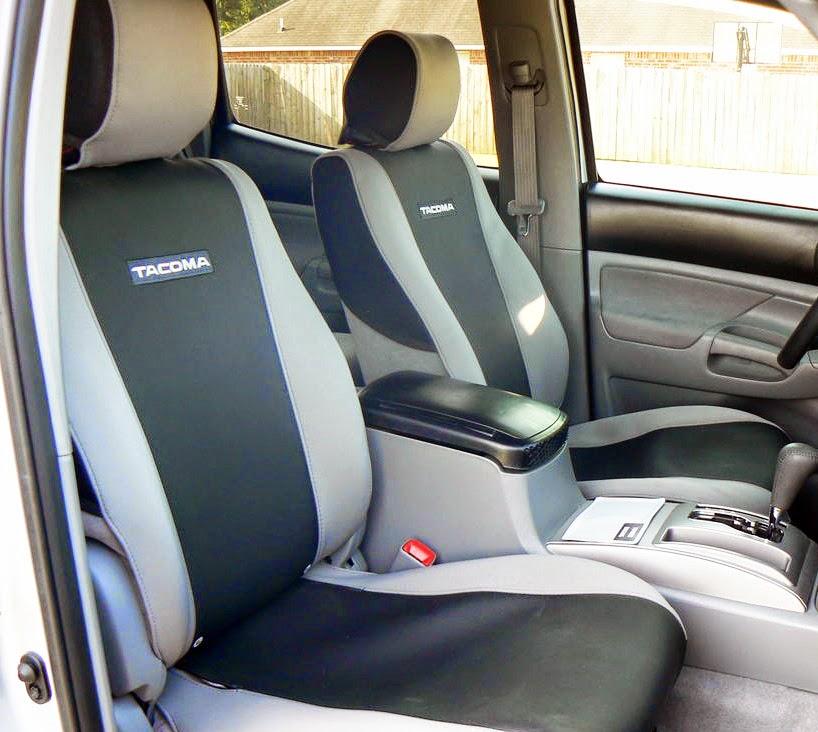 Tacoma seat covers