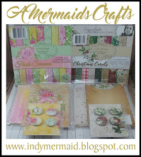 A Mermaid's Crafts