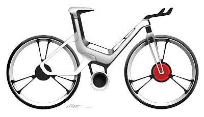 Sepeda Terunik
