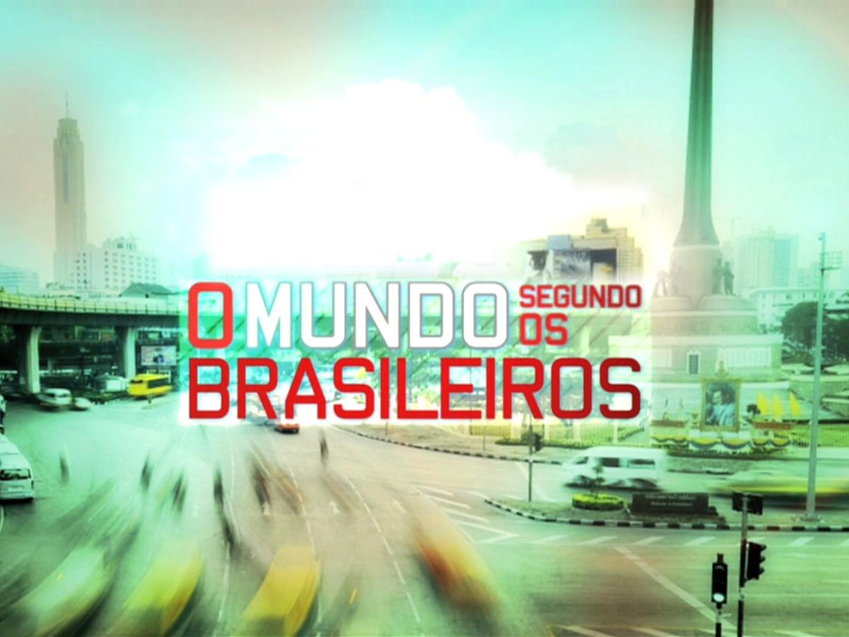"""Programa de Turismo da Band """"O Mundo Segundo os Brasileiros"""""""