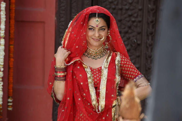 Juhi Chawla in Son of Sardaar