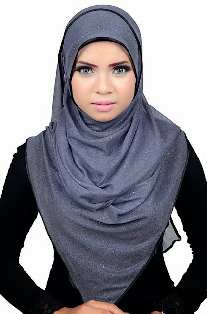 Hijab snood