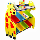Giraffe Storage Rack NOW RM169, (NP:RM175)