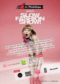 Slow Fashion Show!