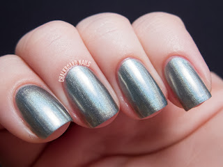 China Glaze Hologlam Collection Cosmic Dust nail polish