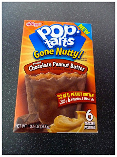 Pop-Tarts Gone Nutty Chocolate Peanut Butter