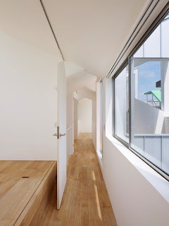 Complex House de Tomohiro Hata Architects