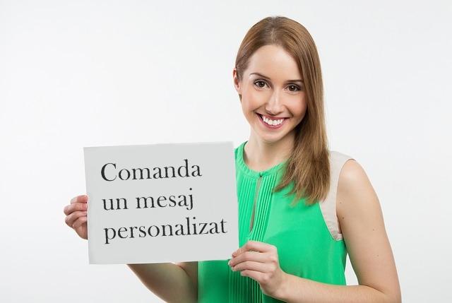 Mesajul tau