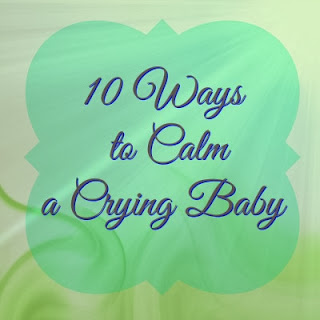 Momma Without a Clue: How to Soothe a Fussy Infant