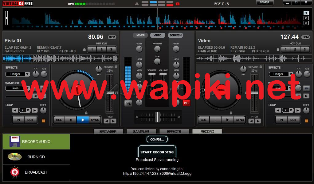 virtual dj crack mac free download