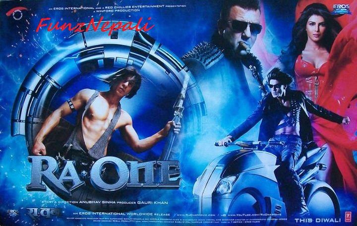 hindi film ra one full movie