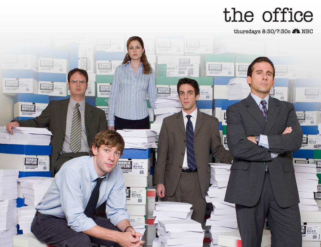 The best series the office saison 2 dr le de bureau for Bureau tv show