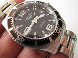 SOLD LONGINES HYDRO CONQUEST - LONGINES DIVER 300M - AUTOMATIC