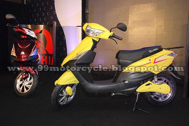 New Lohia Auto Industries Genius E Bike From Hindustan