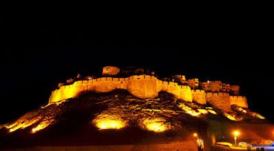 Gold Kella in Jaisalmer