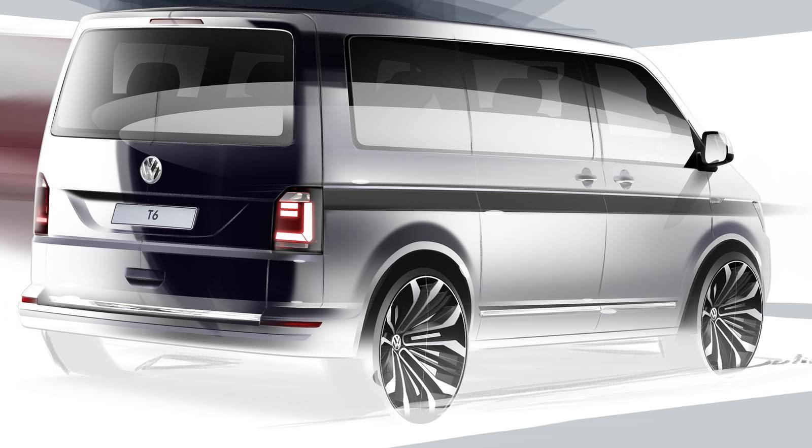 Volkswagen Transporter VI