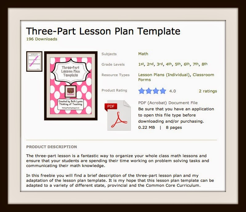 Thinking Of Teaching June 2014