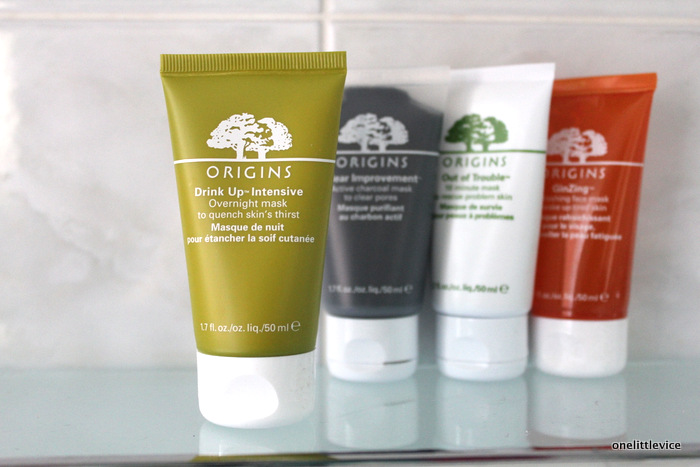Origins Mask Marvels Christmas Gift Set: One Little Vice Beauty Blog