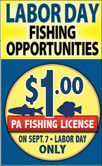 Solomon 39 s words for the wise special mentored youth for How much is a pa fishing license
