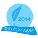 Edubloggersbadge 2014