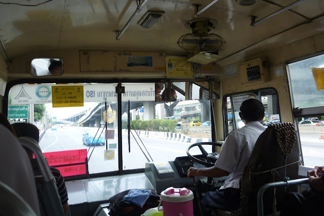 Bus No 29 to Mo Chit Station