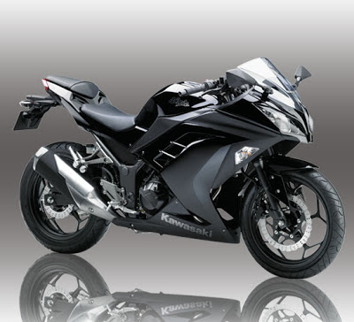 New Ninja 250 Hitam
