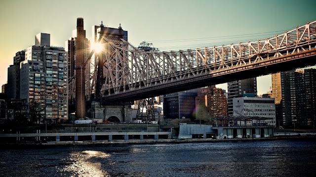Queensboro Bridge New York HD Wallpaper