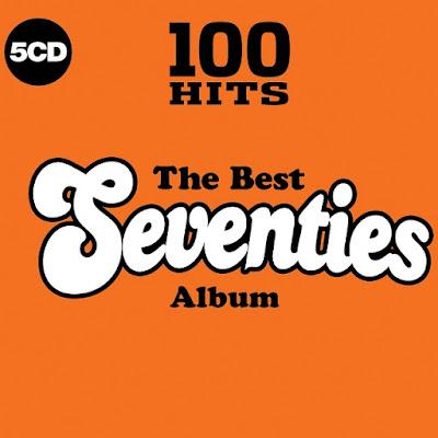 100 Hits The Best Seventies Álbum 2018 5CD Mp3 320 Kbps